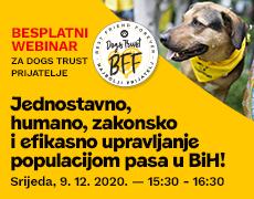 Upravljanje populacijom pasa u BiH